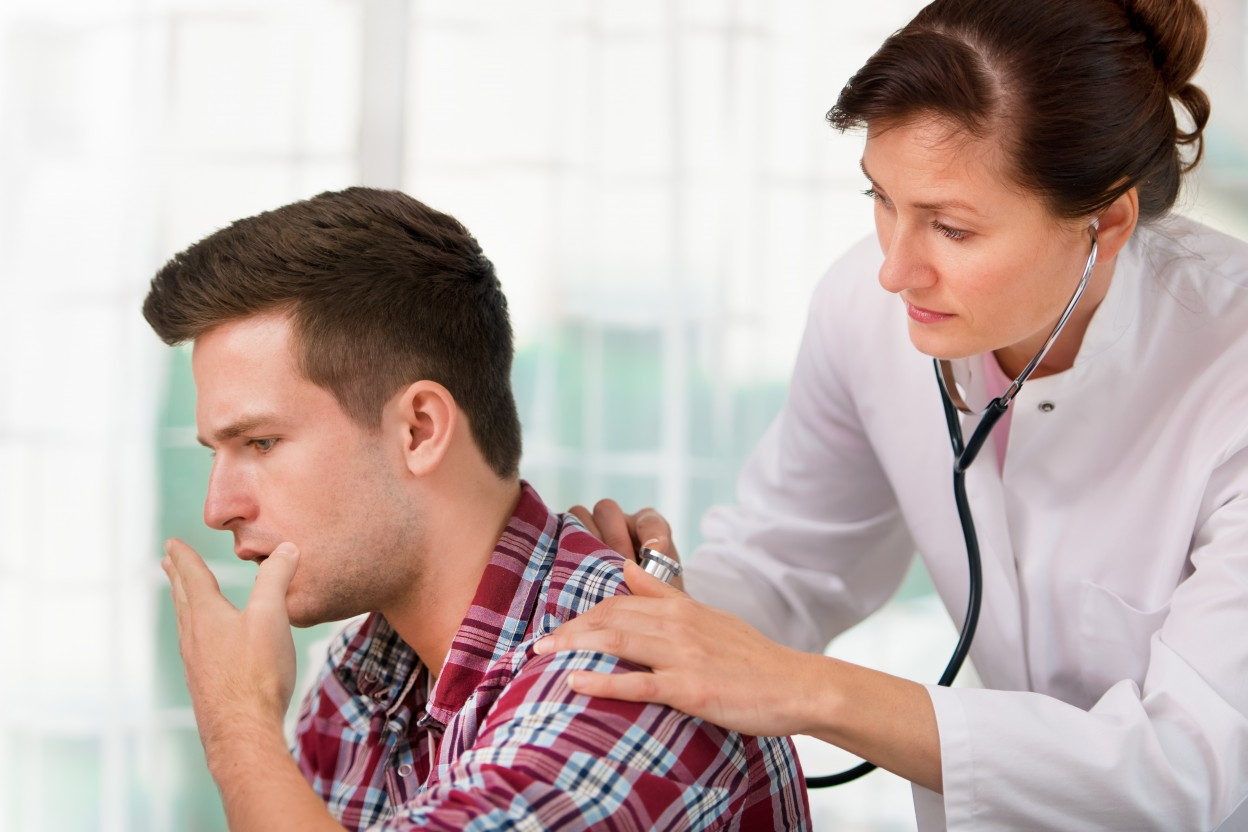 Pulmonologist Follow-Up Visits After Hospitalization Are Crucial To Avoiding Re-Admission in COPD Patients