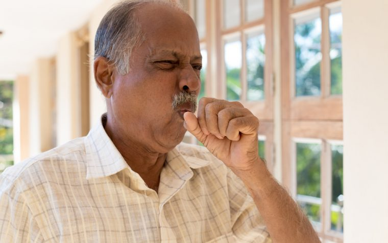 COPD and lung function