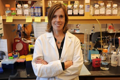 Outstanding Investigator Award Goes to Professor for Lung Disease Antioxidant Studies
