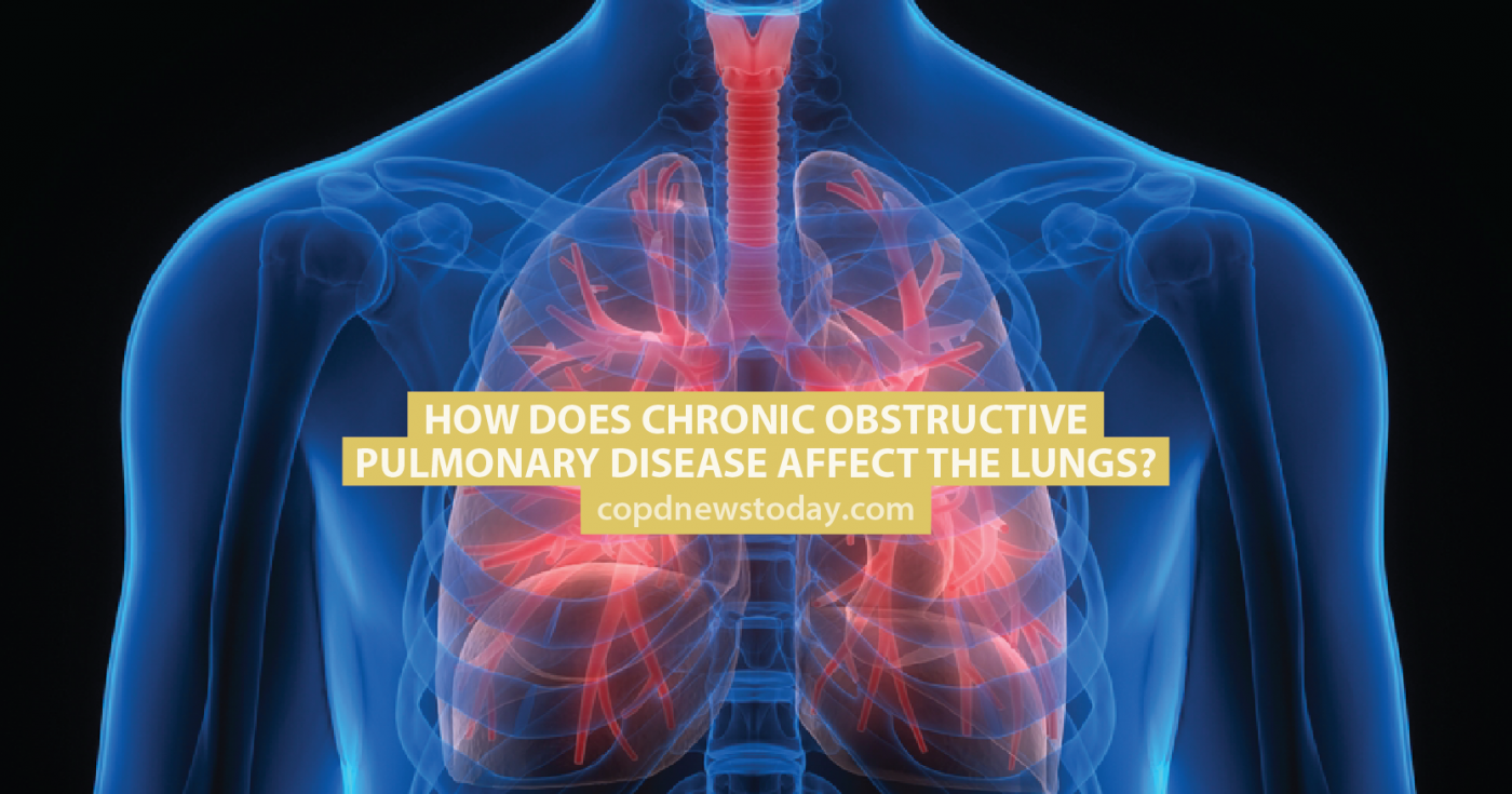 How Does Chronic Obstructive Pulmonary Disease Affect the